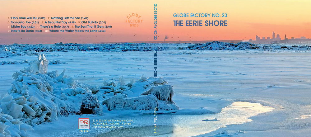 The Eerie Shore digipak